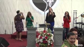 Oración y despedida  --- Pastor Ariel Padilla + Aleluya, Cristo Viene Ya