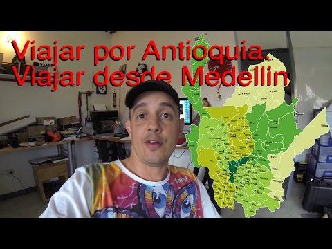 Viajar Por Colombia. Viajar por Antioquia. Viajar desde Medellin