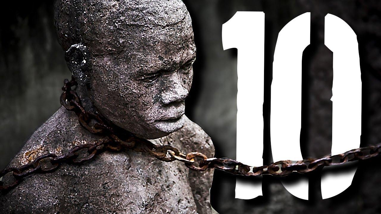 10 ZBRODNI, których dopiero niedawno ZAKAZANO [TOPOWA DYCHA]