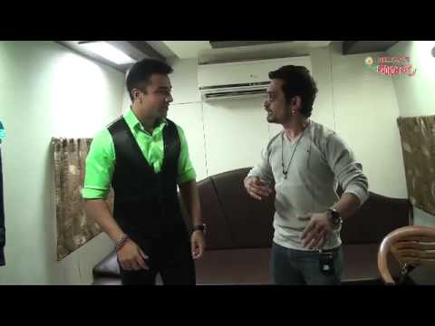 Ajaz Khan in a candid chat at Mirchi Top 20!