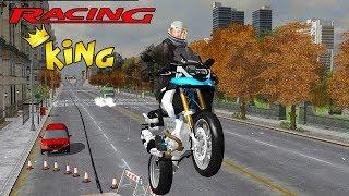 Racing King - RACING CRASH GAME ( Multiplayer /Offline)