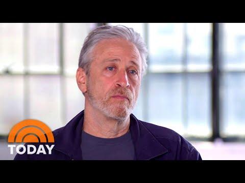 Jon Stewart Speaks Out On Veterans Suffering From Burn Pit Exposure   TODAY