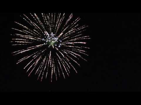 Rob's Fireworks Show 2016