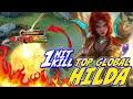 Best Build Hilda in 2020 | Best Gameplay Hilda | Top Global Hilda ~ MLBB