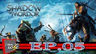 Middle-Earth: Shadow Of Mordor #5 - Salvando A Pele De Ratbag Mais uma vez