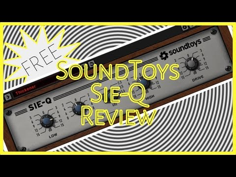 Free plugin from Soundtoys - Sie-Q Equalizer review