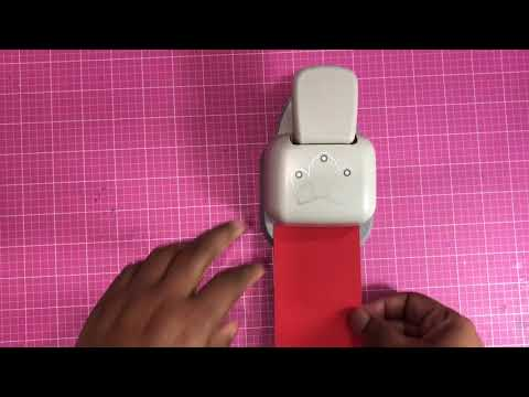 NEW | PAPER STUDIO 3-N-1 SCALLOPED TAG PUNCH REVIEW