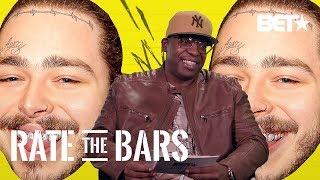 "Uncle Murda Gives The First -10 In ""Rate The Bars"" History 