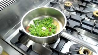 Spaghetti Con Broccoli Pomodori Secchi E Acciughe