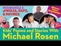 Jingles, Rap & Rhymes - Poetry Megabundle 2 - Kids' Poems and Stories with Michael Rosen