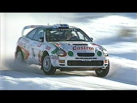 International Swedish Rally 1995 TV4