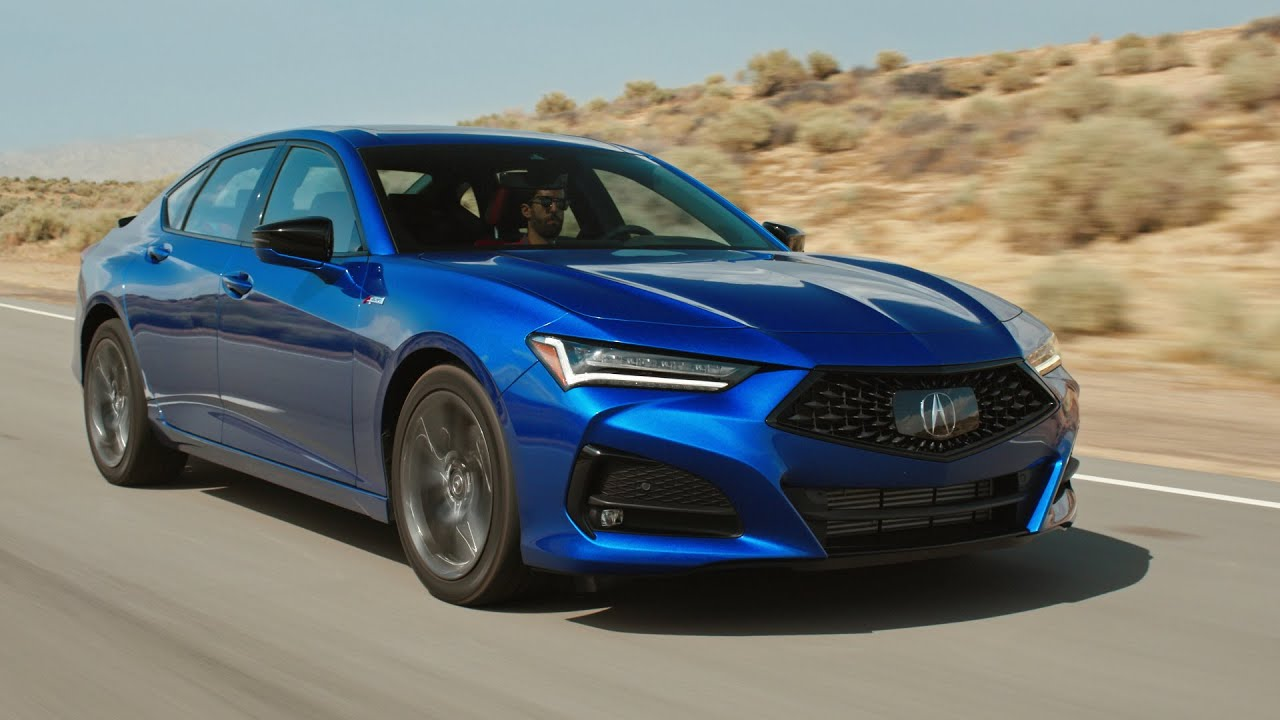 First Look at the NEW 2021 Acura TLX - Auto Industry Trends