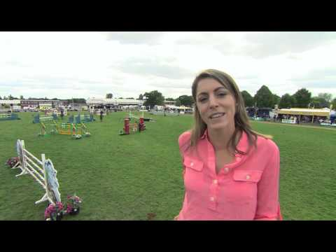 Showjumping - International Stairway Series Final 2015