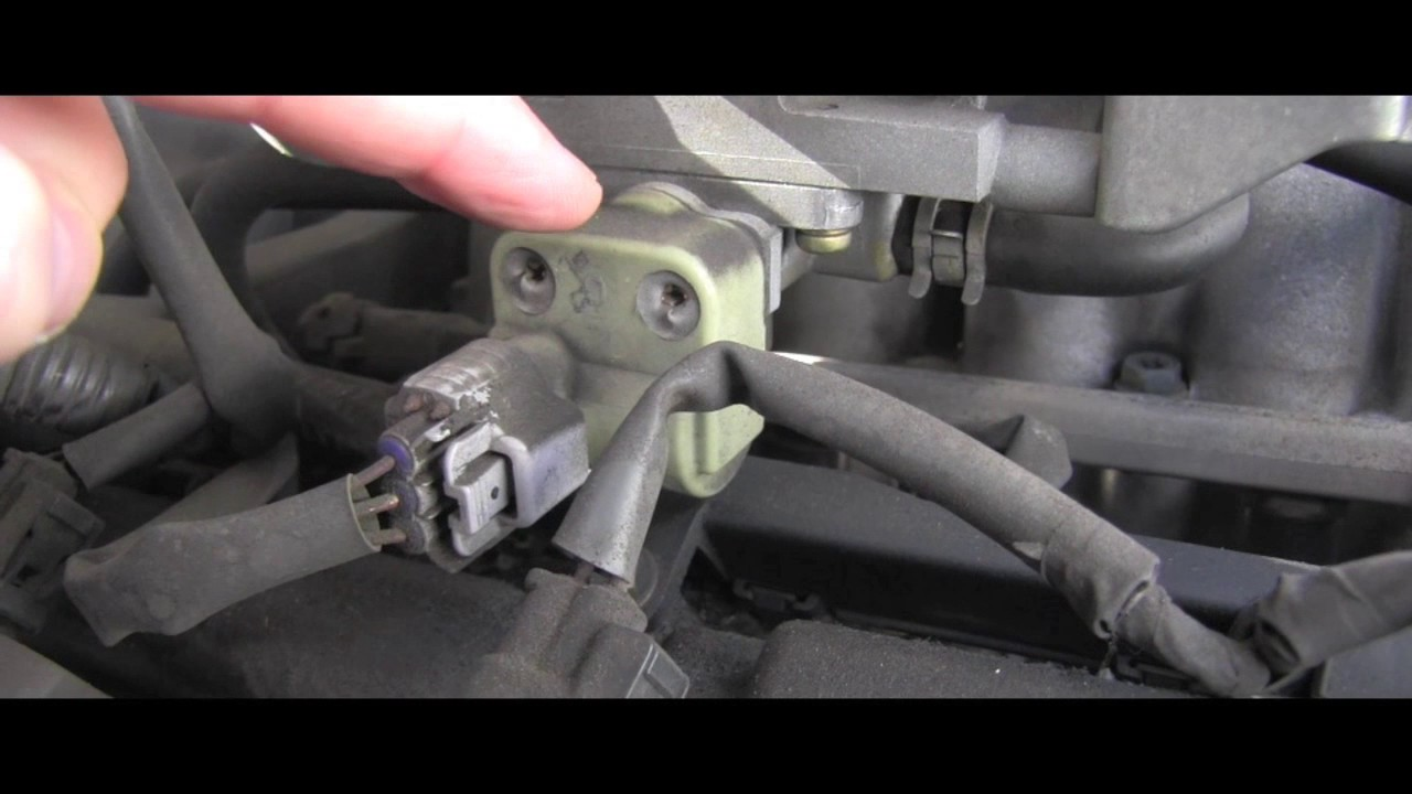 Toyota Idle Air Control Valve Iac Youtube