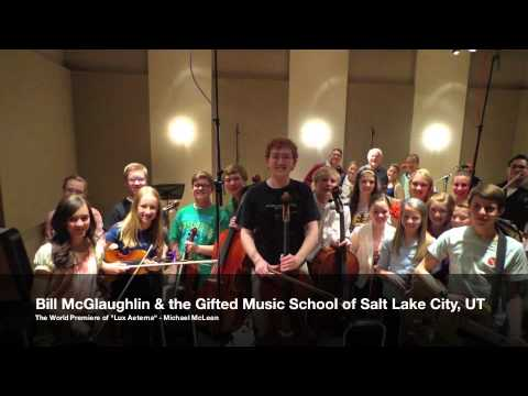 HWY89 1315 Bill McGlaughlin & Gifted Music School
