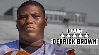 Meet Auburn's 5-Star DT Derrick Brown