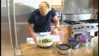 2 Minute Salad