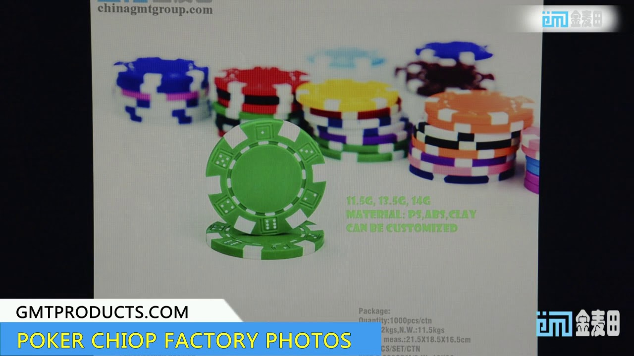 Pp Poker Chips