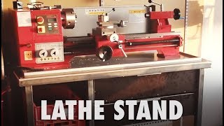 Metal Lathe Stand  Machine Table
