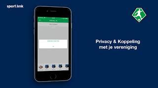Privacy en Koppeling met vereniging
