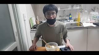 [안대순씨] 평양 냉면을 만들어서 배달해주시는 안대순씨