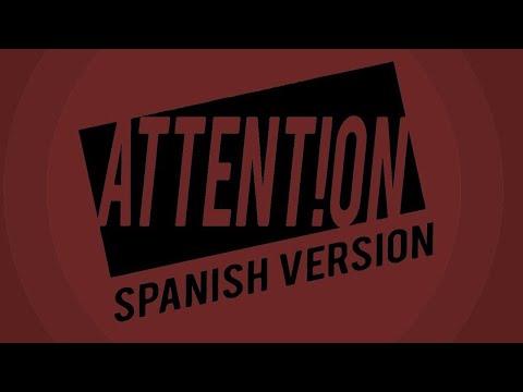 Charlie Puth - Attention (Spanish Version)