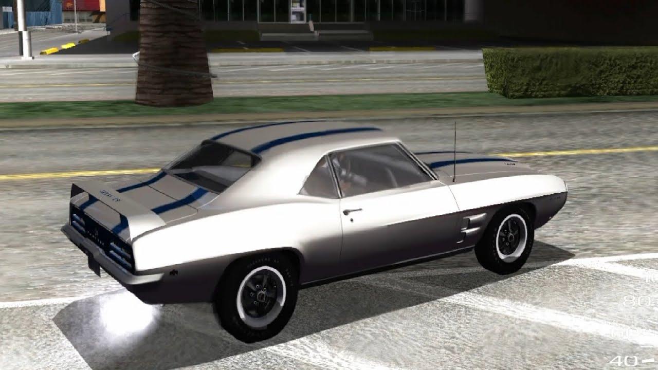 "389 Pontiac Firebird Trans Am Coupe 2337 1969 ""New Vehicles v2 GTA"