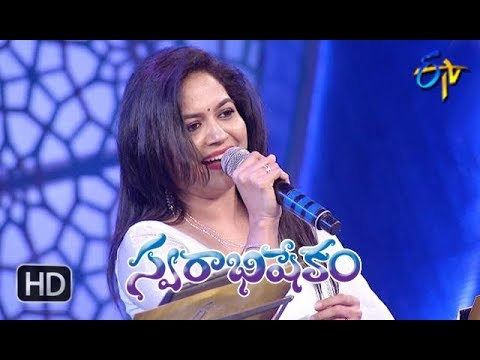 Thella Cheera Song | SP Balu, Sunitha Performance | Swarabhishekam | 24th June 2018 | ETV Telugu