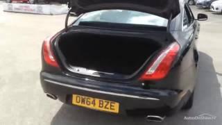 JAGUAR XJ D V6 PREMIUM LUXURY BLACK 2015