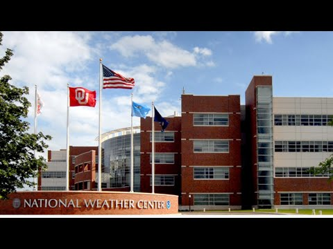 National Weather Center Virtual Tour Experience