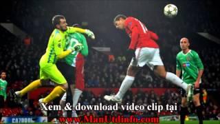 manchester united 0 1 cfr cluj champion league 06 12 2012 match highlight hd
