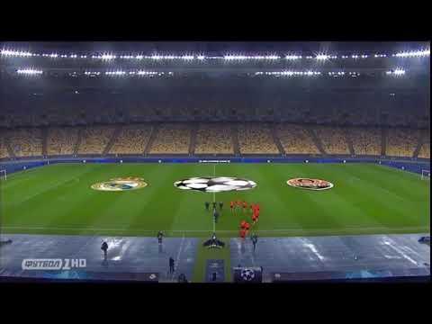 Шахтёр - Реал Мадрид 2-0 | озвучка