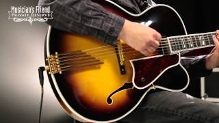 Gibson Le Grande Electric Guitar Vintage Sunburst