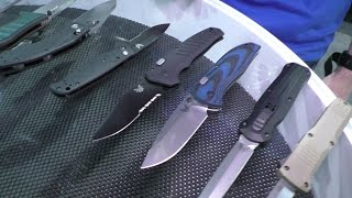 Awesome New Benchmade Knives: Shot Show 2015