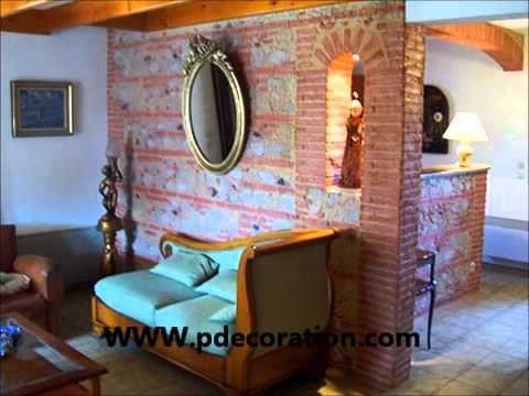 photos decorations maison moderne salon escalier pdecorationcom youtube - Salon Moderne Algerien