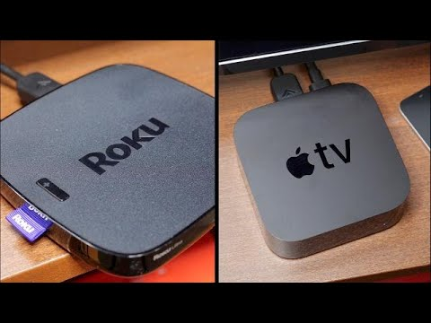 Battle Of The Best Streaming Boxes: Roku Ultra Vs. Apple TV 4K