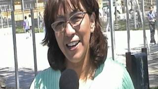 Entrevista a María Angélica Fuentes candidata a diputado por el distrito 44