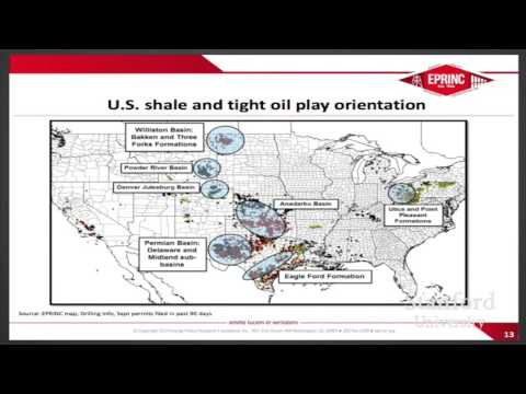 Trisha Curtis | U.S. Unconventional Oil Production, Low Prices and Global Impacts