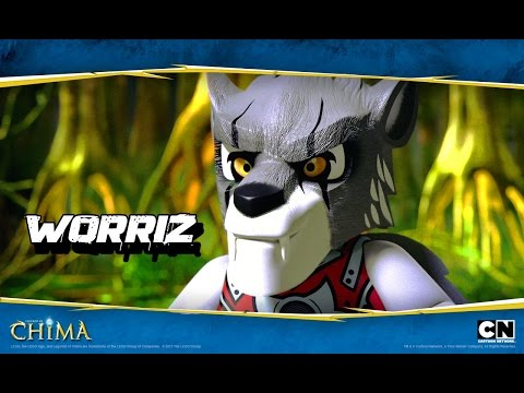 LEGO Legends of Chima // Wolf-Tribe