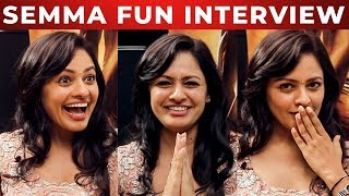 Pooja Kumar's Love stories in USA? | Fun Interview | Vishwaroopam 2 | Kamal Haasan | NPA 02