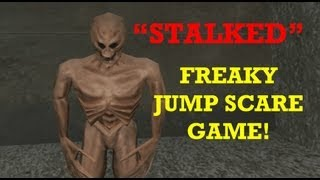 "Poop Your Pants Monday! | Scary Game Video of ""Stalked"" 