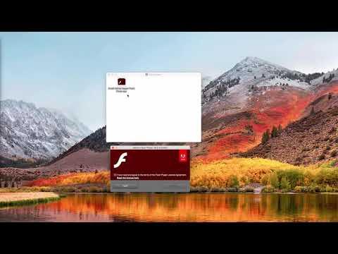 Remove Adobe Pepper Flash Player Alert (Mac).