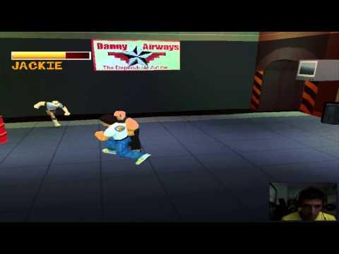 Cherick Gaming - Jackie chan (Matando al Payaso Eso Cap 4)