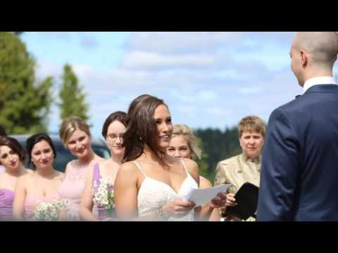 Behind the Scenes - Intimate Mountaintop Wedding, Manning Park BC - Meg Kristina Photography