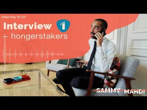 INTERVIEW RADIO 1 - Staatssecretaris Mahdi over situatie hongerstakers