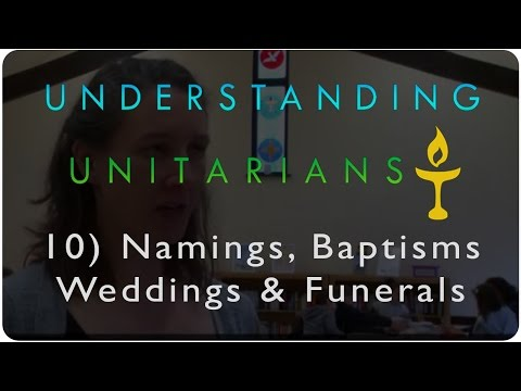 Namings, baptisms, weddings and funerals