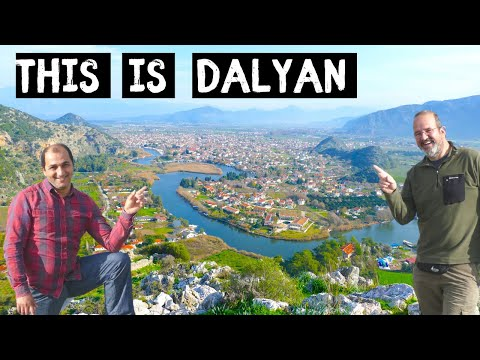 DALYAN - Is it Turkey's BEST Holiday Spot? | Adventure Travel VAN LIFE Series Around the world