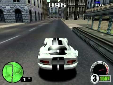 Test Drive 6 (PC) - Paris