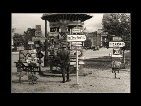 Курск  в годы оккупации / Kursk during the years of occupati