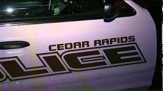 Suspect Shot During Traffic Stop in Cedar Rapids, Iowa